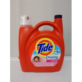 Detergente Líquido Para La Ropa Tide Plus A Touch Of Downy