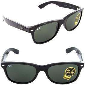 57196f088e530 Gafas Ray Ban New Wayfarer 2132 Lente Cristal Envio Gratis