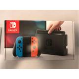 Vendo Nintendo Switch Nuevo Y Sellado