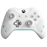 Control Xbox One S Sport White. Bluetooth + Regalo: Grips