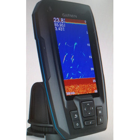 Sonar Garmin Striker 4 Plus - Gps +transducer+portugues