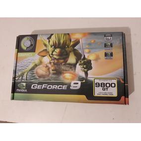 Geforce 9800gt 1gb Dvi/hdmi/vga