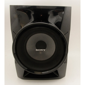 Caixa Som Sony Mhc-ex880 Modelo - Ss-ex880z Nova Original