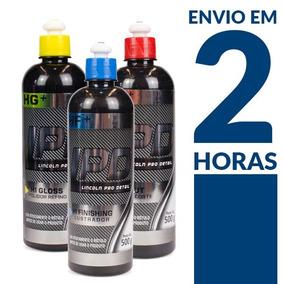 Kit Polimento Lpd - Limpeza Automotiva no Mercado Livre Brasil c5558f58ad2