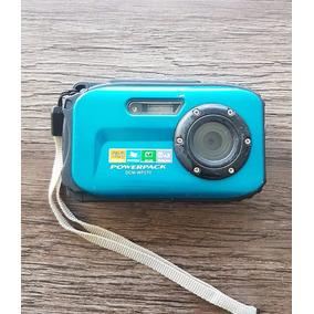 Câmera Digital Prova De Água Powerpack Subaquatica