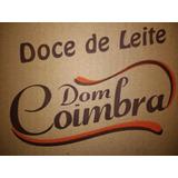 Doce De Leite Com Café Dom Coimbra 400g (caixa Com 12 Unid)