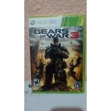 Juego Gears Of War 3 Para Xbox 360