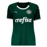 Camisa Palmeiras Feminina 2019/20 ( Pronta Entrega )