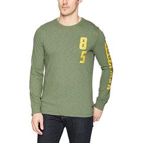 2465387d7acf7 Tommy Jeans Camiseta De Manga Larga Para Hombre