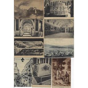 1910/1960 Espanha 200 Cartões Postais Diferentes