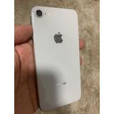 iPhone 8 64 Gb Silver Na Caixa Com Garantia Apple