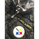 Jaqueta Pittsburgh Steelers Nfl Original Pro Line. Única! 223b1f3a76ce5