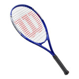 Raquete Tenis Wilson Fusion Xl Power Watrix New Cor Azul