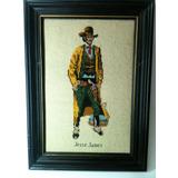 Jesse James Vaqueros Viejo Oeste Vaqueros Cowboys Bar
