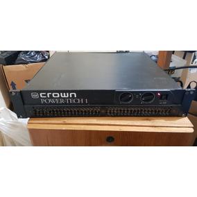 Crown Power-tech 1 - Usado Perfeito