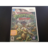 Teenage Mutant Ninja Turtles Smash - Up. Wii