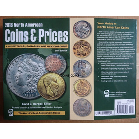 Catalgo De Monedas Coins And Price 2018 Mexico
