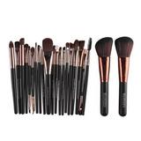 Set 22 Brochas Profesionales Maquillaje Sombras Envio Gratis