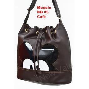 Bolsa Feminina Modelo Mickey Atacado E Varejo Ótimo Prêço