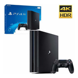 Play Station 4 Pro Ps4 1tb + Hdmi Sellado
