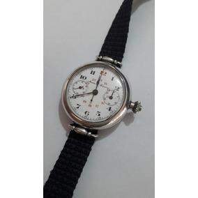 e95bbc06145 Raro Relogio Militar Laco Piloto Luftwaffe - Relógios no Mercado ...