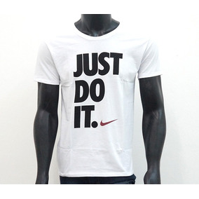 Camiseta Nike Just Do It Masculina - Calçados d37d59b213443