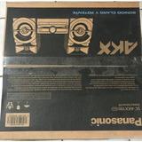 Sistema Stereo Sd Panasonic