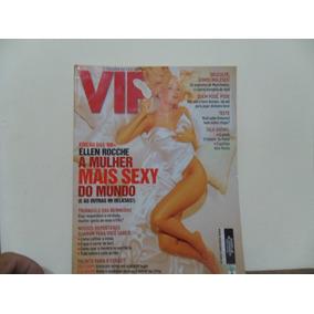 Revista Vip N° 11 Ano 2002 Ellen Rocche Edição 211