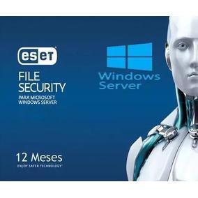 Eset File Security 5 |1 Server | 1 Año| Oferta