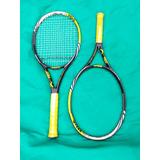Raquetes Wilson Fierce Blx (par)