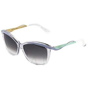 db38809d9e Gafas De Sol Dior Semi Aire Montura Pasta Rosa Con Negra - Gafas en ...