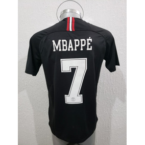 Nueva Playera Paris Saint Germain 2018 Jordan Mbappe Neymar feaa017b751