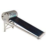 Calentador Solar De Tubos Al Vacio De 180 Litros.