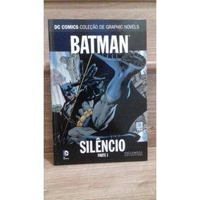 Batman Silêncio Parte 2 Eaglemoss!!!