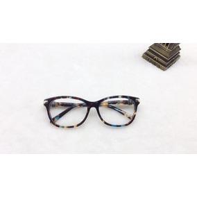 Armacao Feminina Quadrada - Óculos Verde no Mercado Livre Brasil a10f084e6a