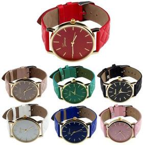 bf22bce6cf8 Relogio Geneva Kit - Joias e Relógios no Mercado Livre Brasil
