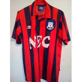 Camiseta Everton 1993 Umbro Leer Descripcion .