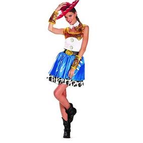 Disfraz Jessie Halloween Fiesta Toys Story Xgrande 18 A 20 J 456ae3764d0