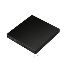 Drive Externo Slim Usb Portátil Gravador Cd Dvd Leitor