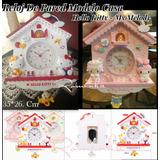 Reloj Pared Hello Kitty - My Melody