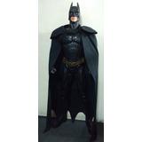 Muñeco Batman Dc Comics 2005 Gigante 80 Cm. Altura Unico!!!