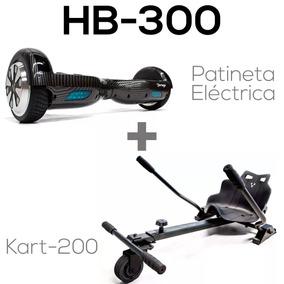 f0ac3b69bab94 Patineta Hoverboard Scooter Electrica Vorago Gokart Hb-300