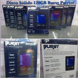 Disco Duro Solido De 120gb Burts Patriot Ssd
