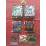 Yugioh 2 Cajas Selladas+2 Protectores+2 Articulos Milenio+2c