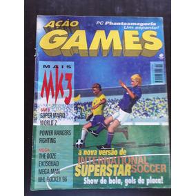Revista - Ação Games Nº94