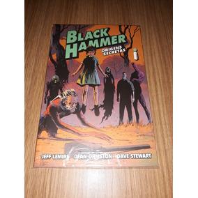 Hq Black Hammer-origens Secretas (seminovo)