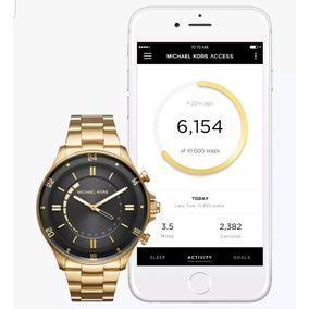Reloj Smartwatch Hibrido Michael Kors Mkt4014 100% Original