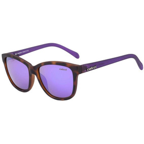 e74070f84da63 Óculos Redondo Roxo De Sol Colcci - Óculos no Mercado Livre Brasil