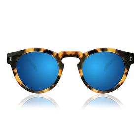 732786dbe065b Oculo Illesteva Azul Leonard De Sol - Óculos no Mercado Livre Brasil