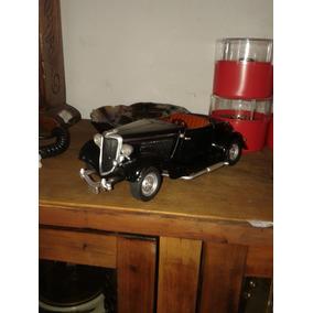 Carrinho De Briquedo Ford Vs